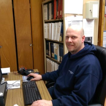 Jeff Pieske, Director of Maintenance, A&P Mechanic, IA Authorization