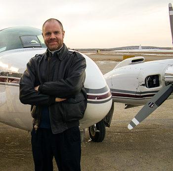 John Wagner, Charter Pilot