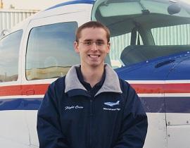 Scott McGregor, Charter Pilot