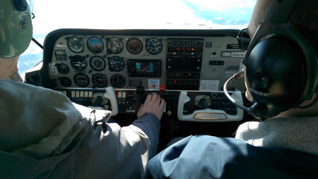 Bachelor's in Aviation – Maine Instrument Flight