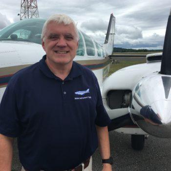 Dan Morin, Charter Pilot