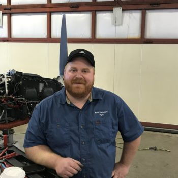 Nick Koch- A/P Mechanic