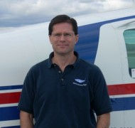 Paul-McKeown, Chief Flight Instructor.