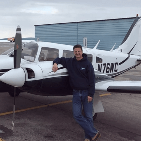 Peter Marchesi earned his Multi-Engine Commercial and Instrument add-on on December 5, 2019.