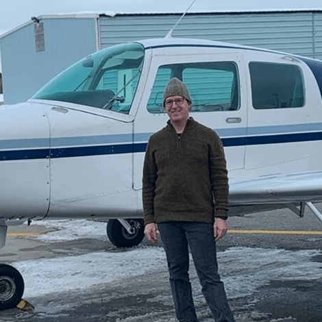 ich Nagel earned his Private Pilot license on 1/23/2020.