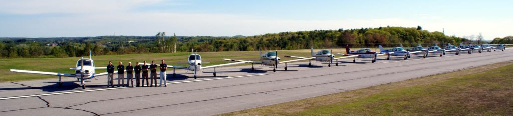Aircraft Rentals at Maine Instrument Flight.