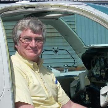 David Smith, Charter Pilot.