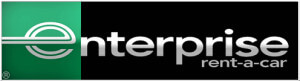 Logo for Enterprise Rent-a-Car.