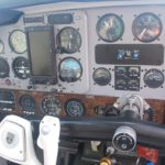 N1169T Instrument panel