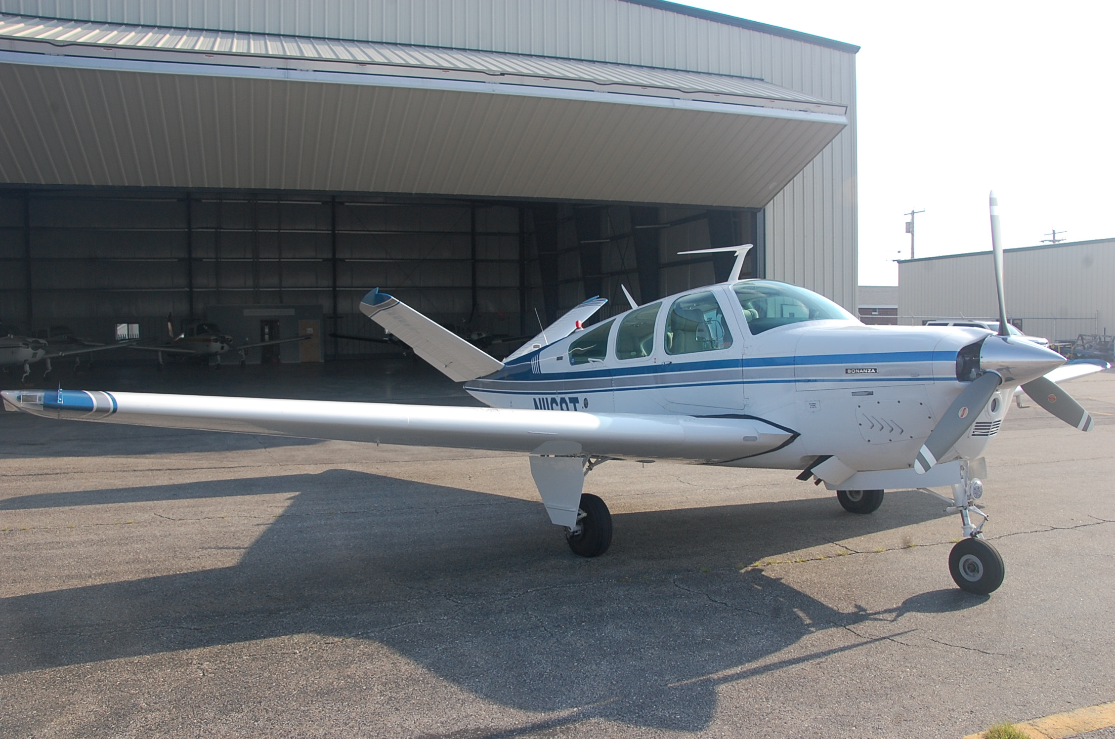 N1169T Beechcraft Bonanza